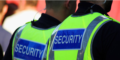 SIA SECURITY OFFICERS - CREWE
